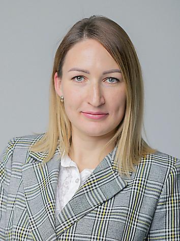 Черноволенко Наталья Владимировна